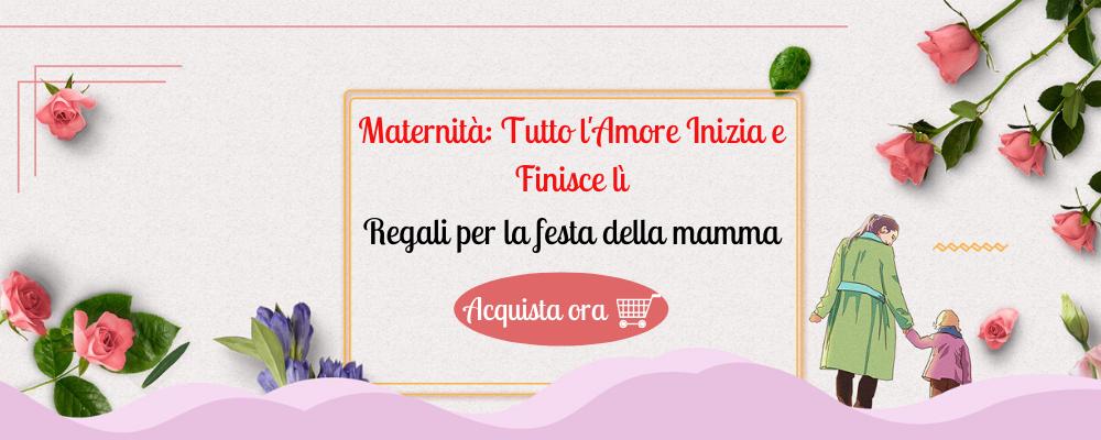 Regali per la festa della mamma Italia